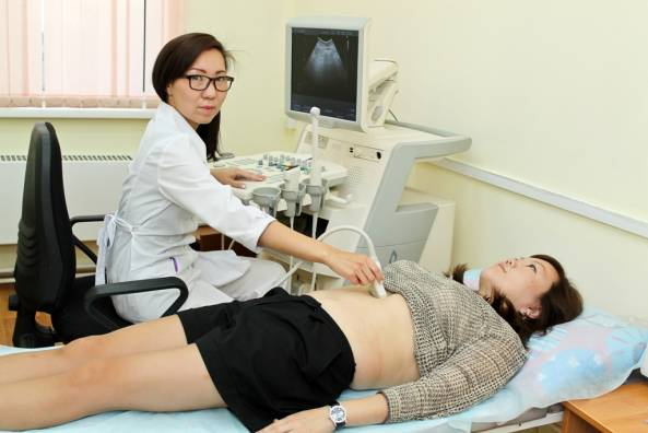 сонограмма поджелудочной железы